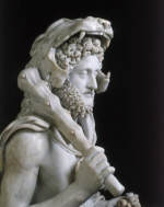 Commodus as Hercules 180-193 A.D.