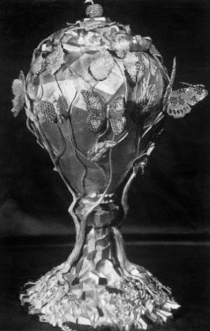 The Chalice of Life by S. Dali
