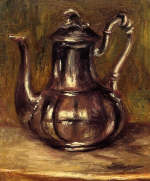 Coffee Pot by Pierre Auguste Renoir
