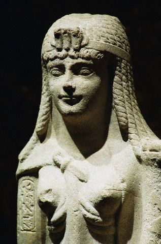 Sculpture Bust of Cleopatra VII