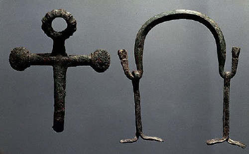 Bronze Votive Objects 1st A.D.