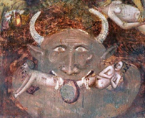 Картинки по запросу путин в образе сатаны картинки