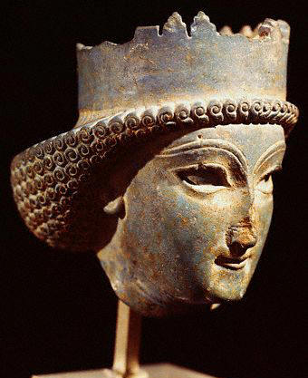 Head of Achaemenid Prince ca. 6th-4th century B.C.