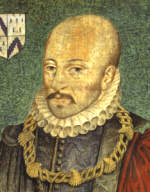 Michel de Montaigne by Thomas de Leu