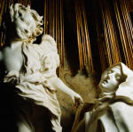 Ecstasy of Saint Teresa by Gian Lorenzo Bernini