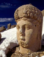 Head of Tyche at the Hierothesion of Antiochus I