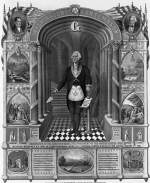 Washington as a Freemason