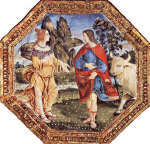 Pinturicchio The Myth of the Bull Apis