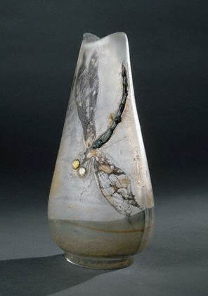 Vase by Emile Galle early 20th century