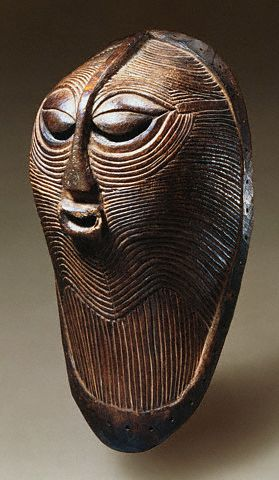 A Superb Luba Mask, Kifwebe