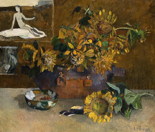 Still Life with Expectation by Paul Gauguin 1901