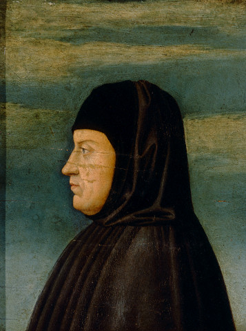 Portrait of Petrarch by Francesco Buonsignore 15th century