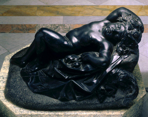 Sleep by Alessandro Algardi са. 1635