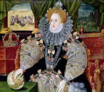 The Armada Portrait of Queen Elizabeth I by George Gower c.1588