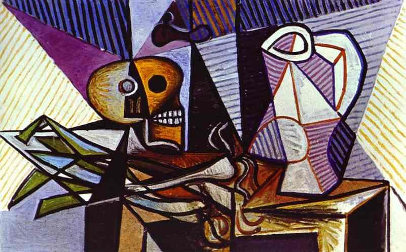 Still-Life by Pablo Picasso. 1945