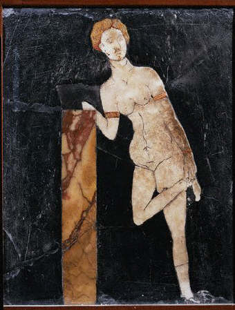 Roman Prostitute, early-mid 1st century A.D.