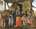 Adoration of the Magi by Sandro Botticelli 1475