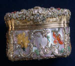 Jeweled Snuffbox of Frederick II of Prussia
