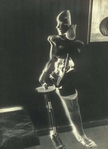 Hans Bellmer The Doll, 1934–35