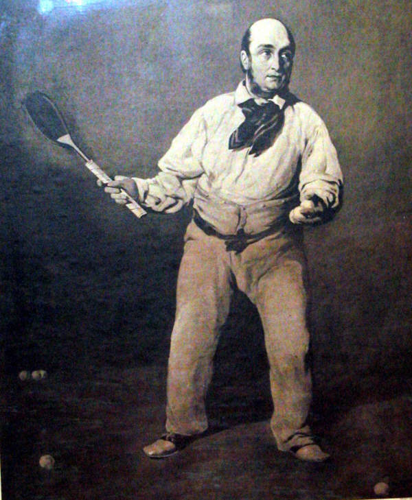 Bromley, William, Tennis Champion 1769-1842