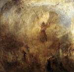 William Turner. The Angel Standing in the Sun, 1846