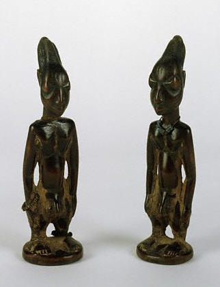 Igbomina Twin Figures