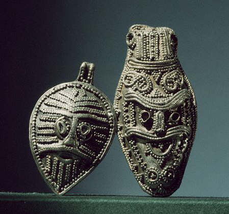 Viking Pendant from Sweden